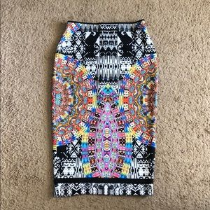 AWESOME Bison Bisou Skirt size S
